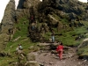 Walk-to-Monk-cells-in-Skellig-Michael