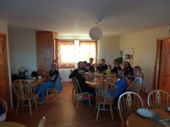 dining room lodge ireland