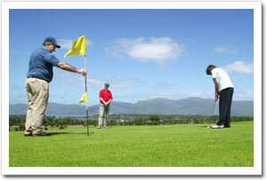 Golf Courses in Kerry
