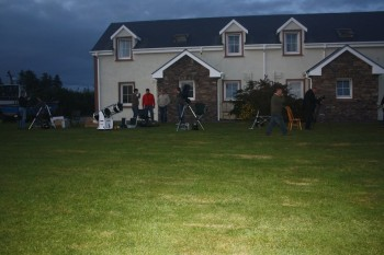 Skellig Star Party- Skellig Lodge